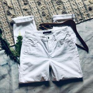 NYDJ White Chino Pants (4)